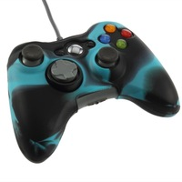 1Pcs Silicone Skin Soft Case Cover for Xbox 360 Controller Hot Worldwide