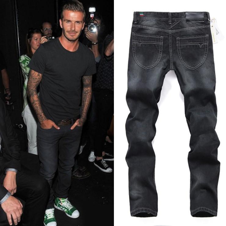online kaufen gro handel designer black jeans aus china. Black Bedroom Furniture Sets. Home Design Ideas