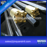 4 degree/6 degree/7 degree/11 degree/12 degree Top Hammer Taper Button Drill Bits for Rock Mining Tools