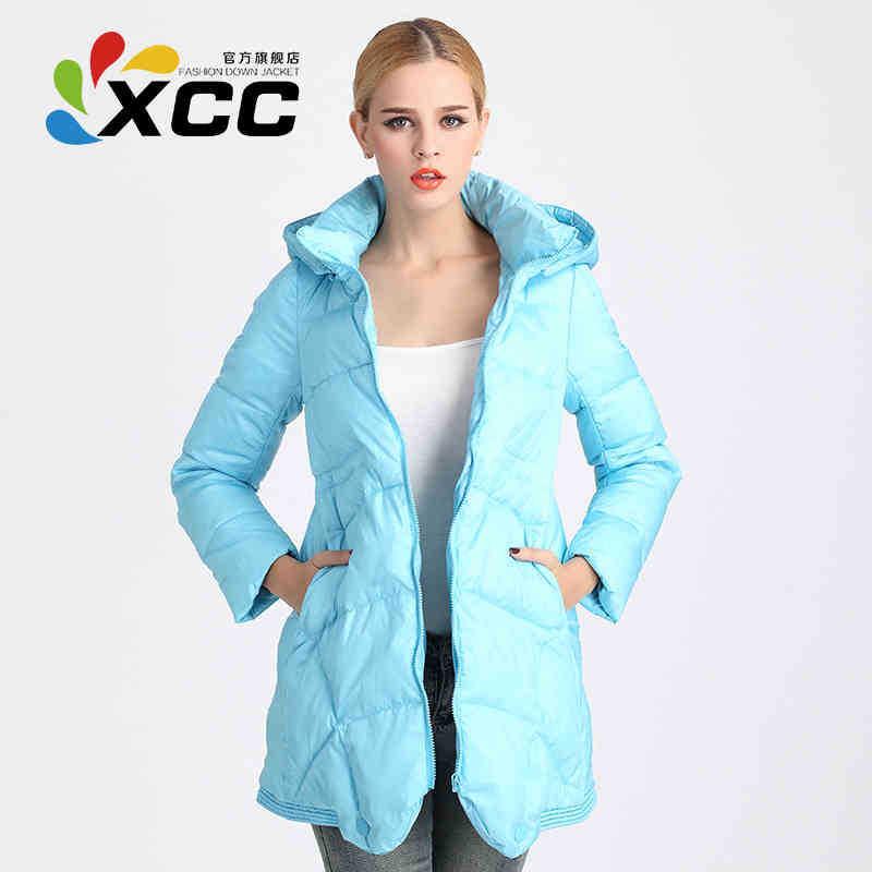 цена Женские пуховики, Куртки Xcc 2015 Outerweat XL 81202258 онлайн в 2017 году