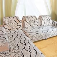 Sofa cushion fabric cushion fashion quality sofa towel set cover piaochuang pad slip-resistant