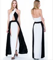 New Style Womens Faux Silk Braces Dress Girls Lace Sleepwear Nightgown Pajamas Free shipping
