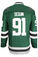 Dallas Stars Tyler SEGUIN #91 Home stitched Hockey Jersey