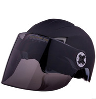 Free shipping Genuine UV sunscreen summer motorcycle safety helmet half helmet electric car styles for men and women