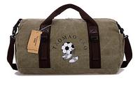 High Quality new man and women casual canvas Russian style gym bags desigher duffle bag shoulder messenger bag handbag