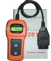 Free Shipping Code Scanner U281 OBD2 EOBD Code Reader CAN-BUS Diagnostic Scanner
