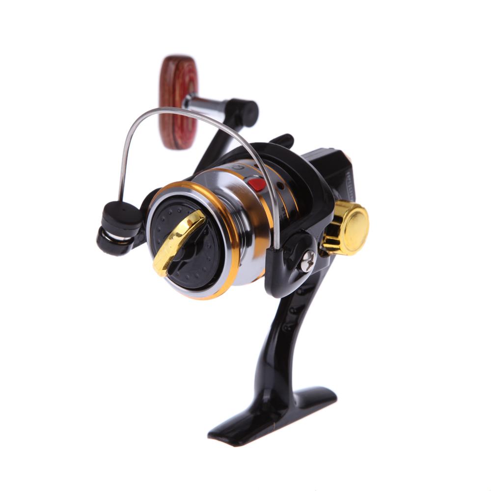 6BB Ball Bearings Fishing Reels High Power Gear 5.1:1 Spinning Spool Aluminum Carp Fishing Reel Molinete Pesca SG1000(China (Mainland))