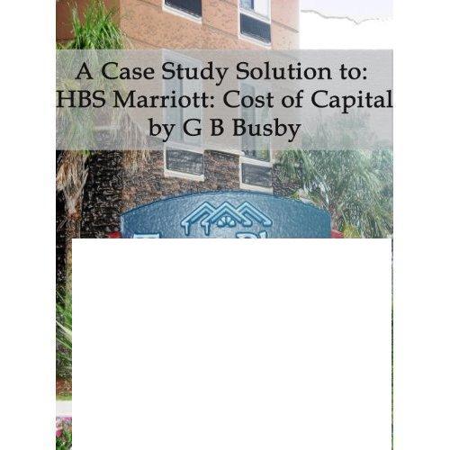 working capital case study