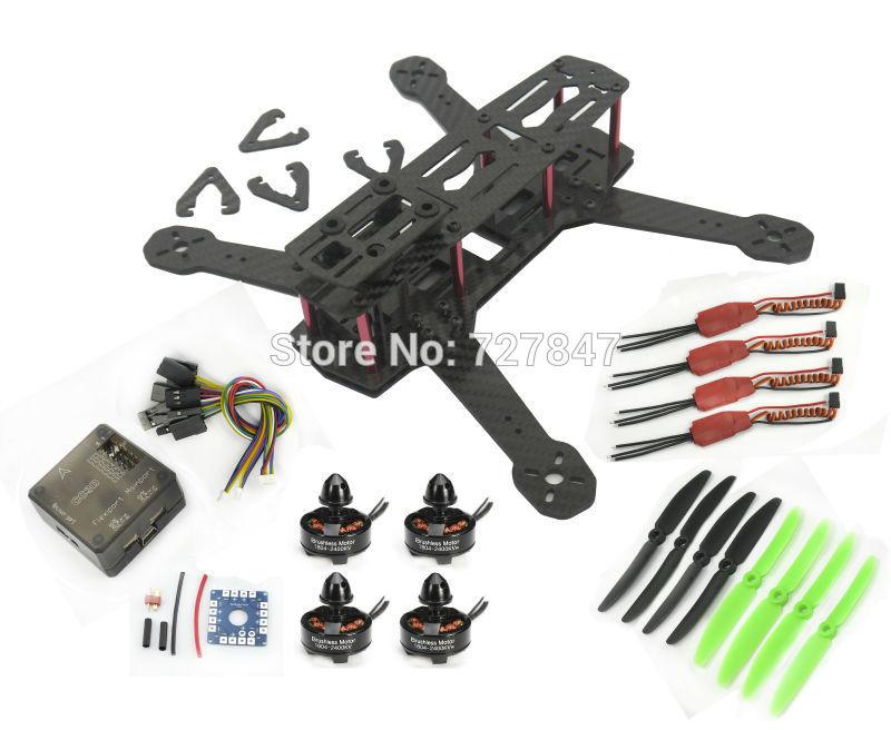 Запчасти и Аксессуары для радиоуправляемых игрушек OEM 250 CC3D 1804 2400kv 12A Esc 5030 MINI 250 quadcopter запчасти и аксессуары для радиоуправляемых игрушек cc3d mini apm cc3d apm rc