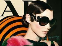 Fashion Retro Women Sunglasses Female Personality Sunglasses UV Protection Free Shipping