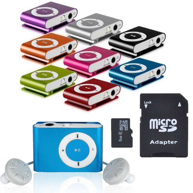 Mini USB Small Cute MP3 TF Micro SD card With Display Screen Need To Plug TF Memory Card MP3 Player(China (Mainland))