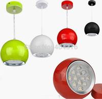 Free shipping Pendant lights High power led spot pendant lamp abajur 12W white, warm white led lustres e pendentes