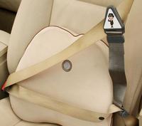 Hot Sale Car Styling Accessories Safety Car Seat Belt Adjuster Adjustable Lock Buckle Strap For Child 1 pcs/Lot