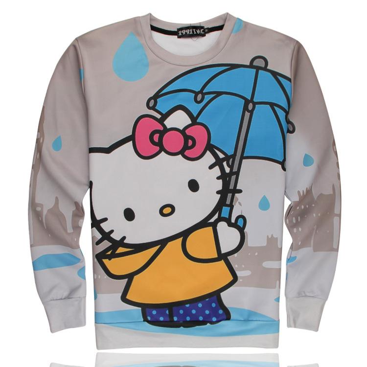 Hello Kitty Pullover Hoodie Pullovers Hello Kitty