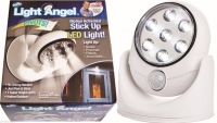 Light Angel As Seen On TV Cordless Induction Light Base Rotates 360 with retail package