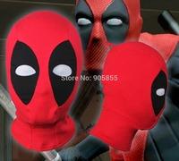 U.S Deadpool Balaclava Face Mask JLA  Halloween Cosplay Costume Hats Hat Headwear Arrow Deathstroke Rib Fabrics Full Face Mask