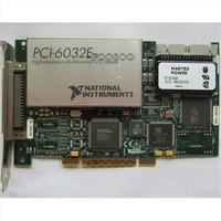 NI USED ONE NATIONAL INSTRUMENTS DAQ CARD PCI-6032E