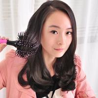 1PC 3D Hair Brush Ball Style Blow Drying Detangling Heat Resistant Hair Comb #M01188