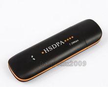 7.2Mbps HSDPA USB 2.0 Modem TF card Adapter SIM SD Wireless 3G Network Dongle(China (Mainland))