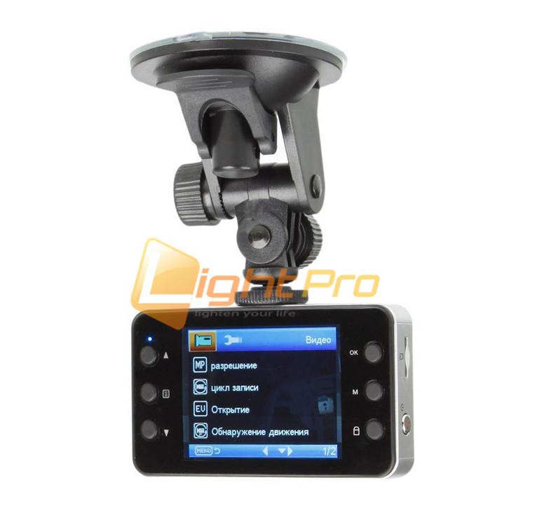 Hot selling Dual Lens Camcorder Car DVR Dual Camera HD 1080P Dash Black Box With Rear 2 Camera Vehicle View Dashboard Cameras(China (Mainland))
