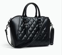 The spring of 2015 new female bag Single shoulder bag handbag fashion commuter grid