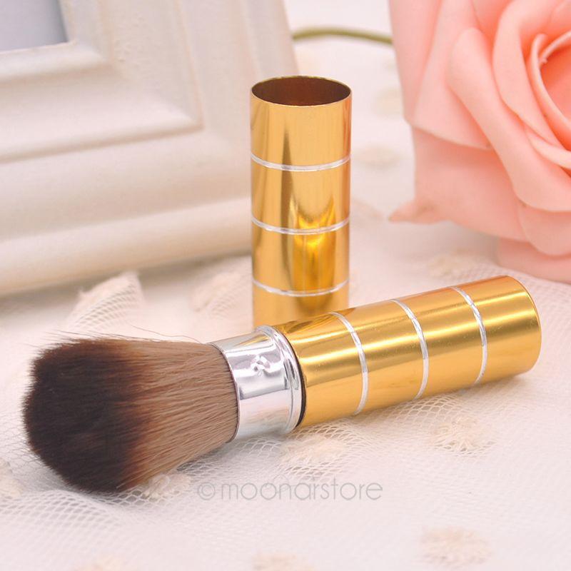 Professional Foundation Make up Bamboo Brushes Kabuki Makeup Brush Cosmetic Set Kit Tools Eye Shadow Blush Brush FYHJ0060Y5(China (Mainland))