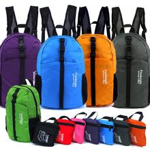 Women Men Children Casual 30L Fashion Foldable Waterproof Nylon Backpack Travel Outdoor Sports Camping Hiking Cycling School Bag