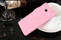 10pcs/lot free shipping New Rubber matte plastic hard cover case For hongmi redmi 2