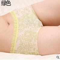 4PCS panties cotton sexy Ropa Interior women's thong underwear women G-String briefs women Sexy Women's Briefs Wholesale