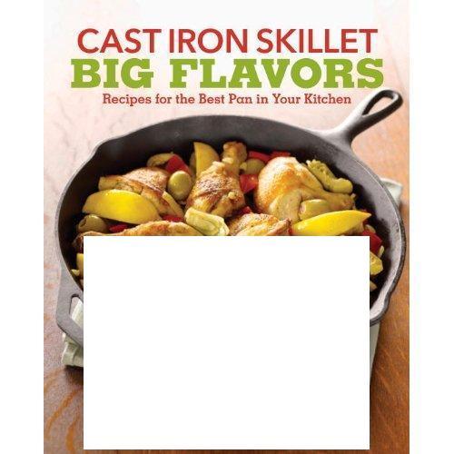 Big Iron Font Cast Iron Skillet Big Saveurs