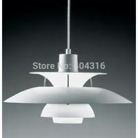 New modern Contemporary Poul Henningsen PH5 Pendant lamp Loui Poulsen Suspension Lamp Pendant Chandelier