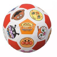 Free Shipping 12pcs/lot environmental Anpanman plush soft kids balls,the mini ball for baby,Anpanman ball toys