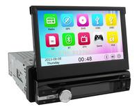 "7"" HD Touch Screen Car DVD Player Radio GPS Navigator wifi&3G 1din Audio Car Stereo DVD automotivo 1 Din"