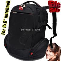 2015 new mochila 15.6'' inch man laptop backpack men's backpacks sport computer backpack travel notebook mochilas feminina 15.6'