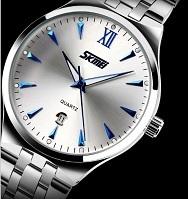 2015  SKMEI 9071 Watches Men Luxury Brand Design Military Sports Wristwatches Men Digital Quartz Men Full Steel Watch Relogio