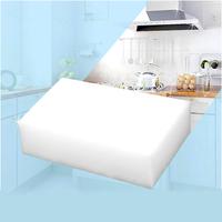 50 pcs White Sponge Eraser Melamine Cleaner,multi-functional Cleaning #ZH209