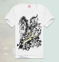 Men's t-shirt men Sport Short Sleeved T - Shirt Mens 3D T-shirts wholesale hero alliance TX-LX6