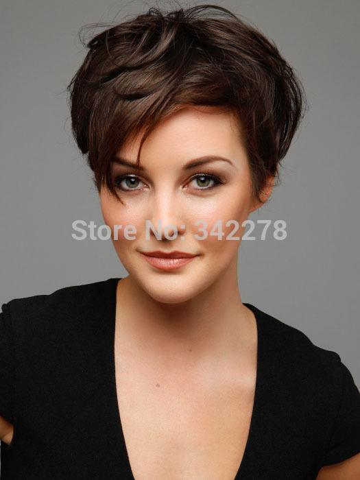 Short Pixie Cut Wigs African American