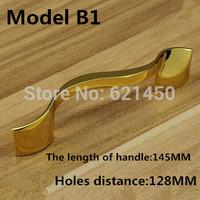 Wholesaler Wardrobe Handshandle Furniture Handles Drawer Handle Cabinet Handles with Screw Length 22MM Furniture Handle