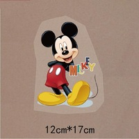 Free shipping /12*17cm cartoon pyrograph DIY handmade cloth Light color cloth pyrograph /wholesale