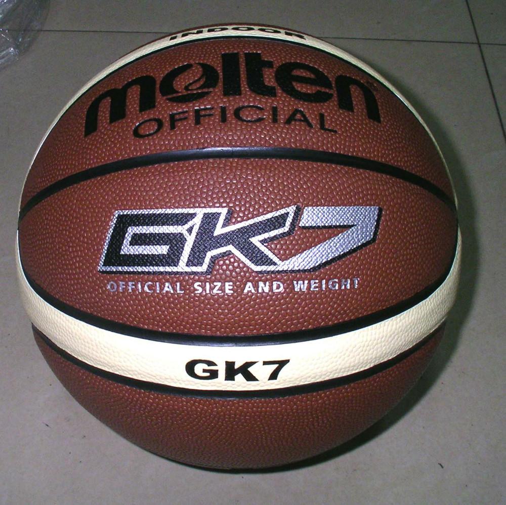 free shipping durable bull molten basquette indoor 7 basket ball PVC match basketball pump needle(China (Mainland))