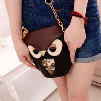 2015 brand new women messenger Owl bags bolsas femininas shoulder the trend of fashion mini desigual bag women's crossbody bags