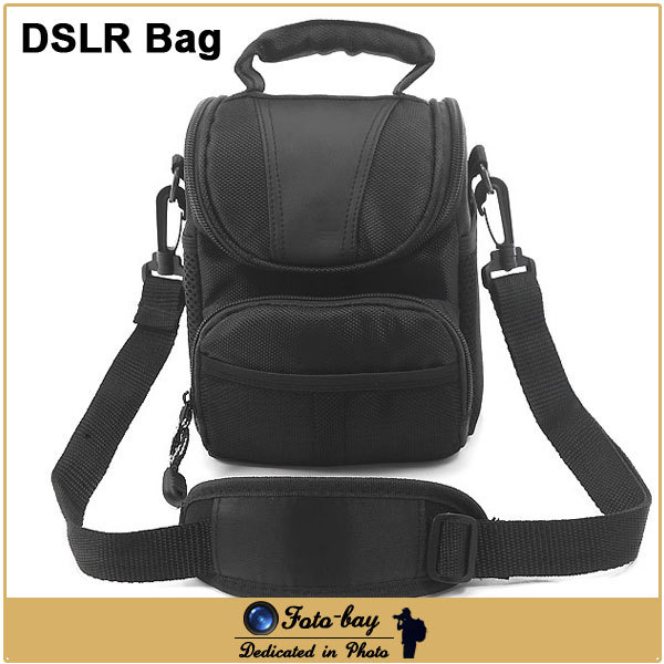 Professional DSLR Camera Bag for Canon EOS 700D 650D 600D 550D 100D for Nikon D3200 D3100 D5200 D5100 Camera Messenger Bag(China (Mainland))