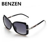 2015 Women Sunglasses Polarized UV 400 Female Sun Glasses  Oculos De Sol Feminino  Gafas  With Case 6039