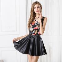 2015 Sale Fashion New cheap Clothes China Women Tops Chiffon Shirt Shorts Summer Sleeveless Blouses blusas femininas For Female