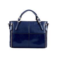 2015 PU leather women handbag fashion patchwork designer brand high quality ladies bolsos shoulder purse messenger bags bolsa