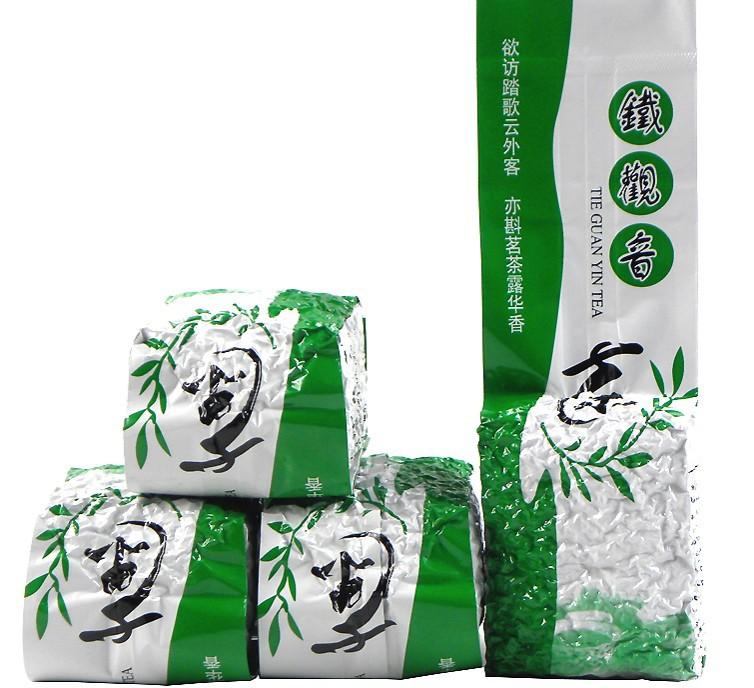Tieguanyin tea 500g top grade Chinese Anxi oolong China fujian tie guan yin tea Tikuanyin health