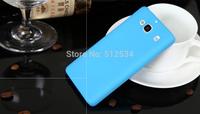 300pcs/lot free shipping New Rubber matte plastic hard cover case For hongmi redmi 2