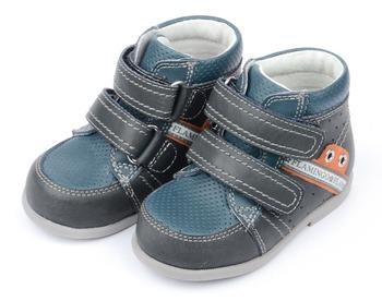 Фламинго 100% русский известный бренд 2015 новое поступление весна и осень дети мода высокое качество обувь QP5705