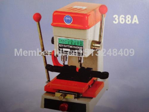 368A key cutting duplicated machine,locksmith tools,lock picking tool 200w.key machine(China (Mainland))